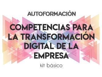 Curso autoformación - Competencias para la transformación digital de la empresa