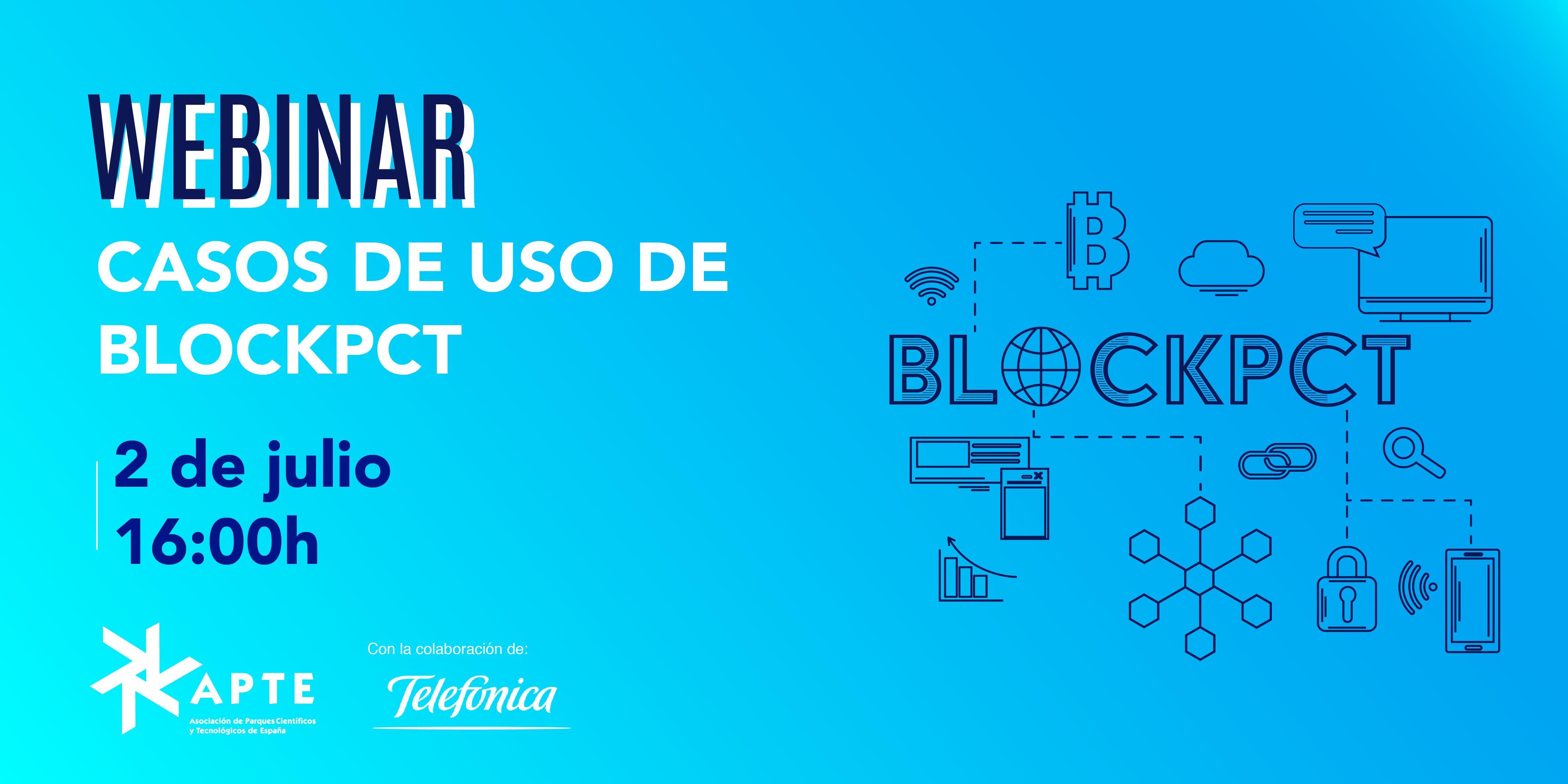 WEBINAR CASOS DE USO BLOCKPCT
