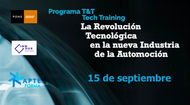 """Programa """"La Revolución Tecnológica en la nueva Industria de la Automoción"""""""